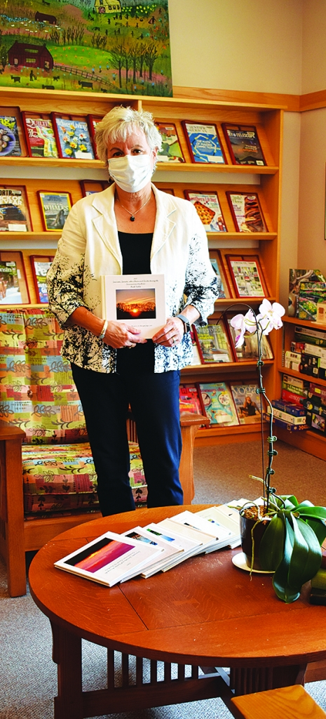 A series of 11 books created by Nancy Maxwell of Arena will become part of the collection at the Spring Green Community Library. Maxwell began taking...
