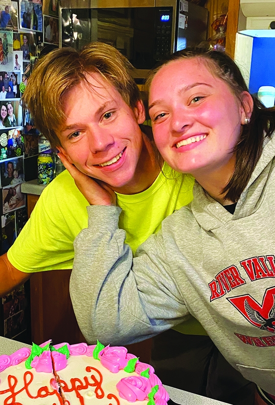 On Saturday afternoon Parker Kruse, his girlfriend Kourtney Higgins, and a group of their friends planned to spend an enjoyable day on the Wisconsin...