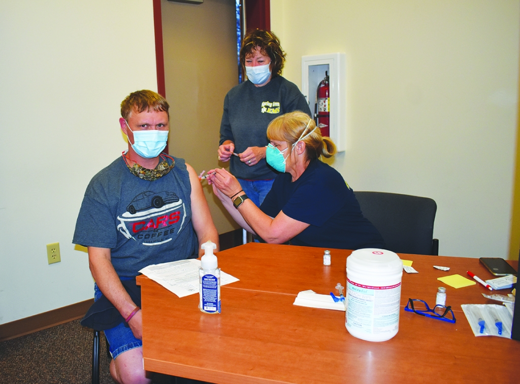 The Spring Green Fire Protection District / Emergency Medical Service (EMS) has COVID-19 vaccinations and testing weekly at the fire station at 327 S...